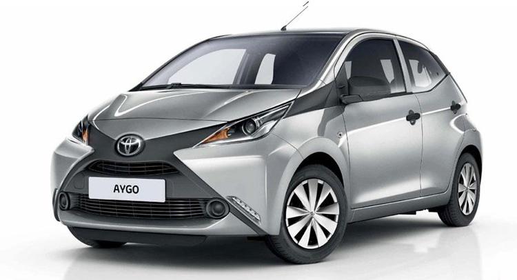 wynajem długoterminowy Toyota Aygo
